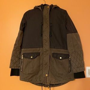 Express Quilted Winter Jacket
